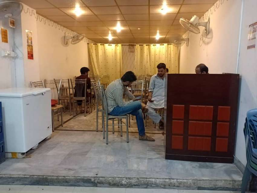 shop for sale recently running by bannu palao 0
