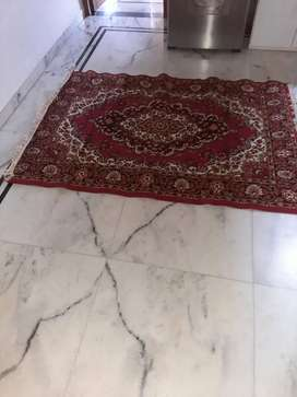 Brand new carpet in a very good condition