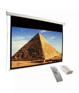 72 inch wall mount screen  for sale in khi