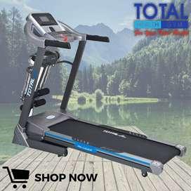 Alat Olahraga Treadmill Elektrik TL 270 Motor 2 HP