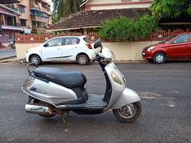 Single owner lady driven Suzuki access