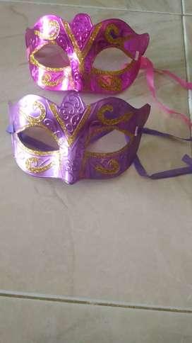 Topeng mask ulang tahun, Halloween