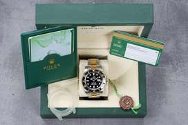 SECOND Rolex Submariner Two Tone 116613 Fullset Box By JF