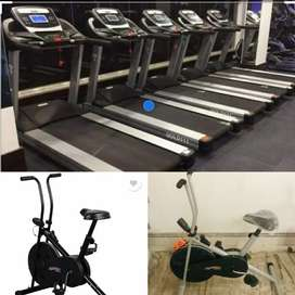 Home use treadmill or Exercise cycles