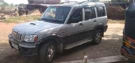 Mahindra Scorpio 2004 ending call 982*366_**7053