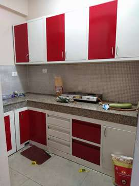 2bhk semifurnished flat available for rent in Supertech ecovillage 1