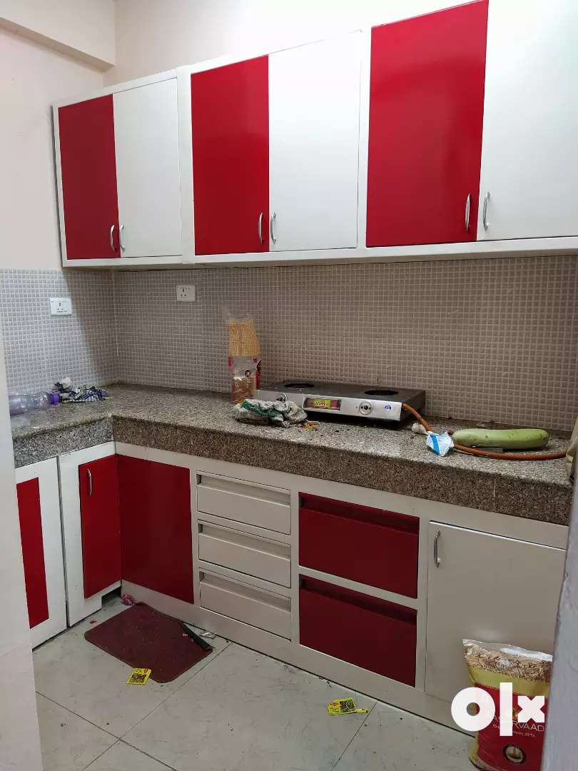 2bhk semifurnished flat available for rent in Supertech ecovillage 1 0