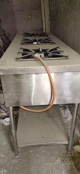 Steel gas bhatti