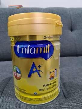 Enfamil A+ Susu formula untuk anak usia 0-6 bulan
