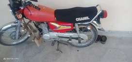 Honda 125 best condition