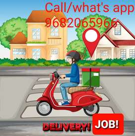 URGENT REQUIREMENT FOR FOOD DELIVERY BOYS