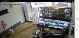 Jual kamera CCTV paket komplit lengkap 2Mp siap pasang Sekarang juga