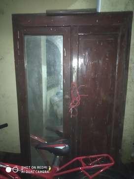 Old furniture almari