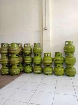 Ready gas elpiji 3kg