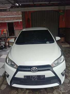 Yaris G at 2015/2016 pjk baru BS tt kredit