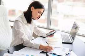 Wanted accountant fresher (female) in kattupakkam