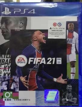 Fifa 21 second PS4