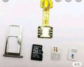 Jual SIM card extender