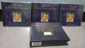 CD lagu Olivia N. John