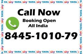 Tata # Sky All India Free booking