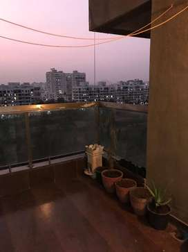 Runal Royal Casa Ravet 2Bhk full furnished flat available for family .