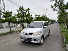 AVANZA G MT 2009 SILVER // ANCIANGS JURAGAN