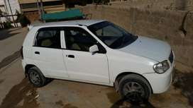 Alto vxr 2001 original condition,AC,Petrol,CNG,Full Karak Car