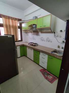 2 bhk fully furnished in malviya nagar for professional workers