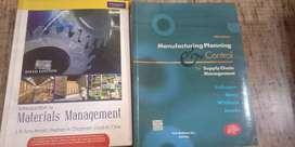 Supply chain management imported material