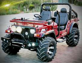 Rahul jeep modified-Best jeep maker