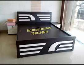 Brand New Double Box Bed 12