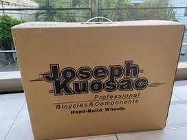 joseph kuosac wheelset