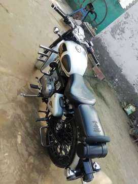 2016 like you bullet Royal Enfield new condition