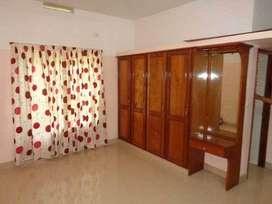 Spacious 2 bed room with  seperate hall & Dinning at Kudappanakkunnu