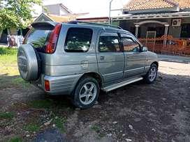 Taruna FGX 2001 Long Tipe TERTINGGI 3baris ACdoble blower PjkHdp bs TT