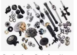 Genuine Spare Parts of Chevrolet, sangyoung, Rexton, Nissan & More