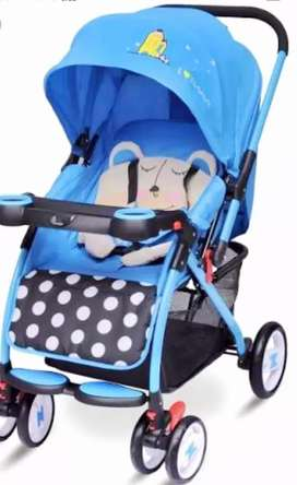 Extremely new R for Rabbit Grand pram