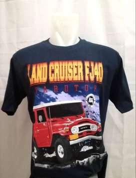 Kaos Toyota Land Cruiser