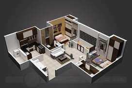 Low Cost Villa for Sale (ECR - Weekend Villa) near to Mahabalipuram