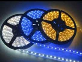 Lampu LED strip anti air GEL
