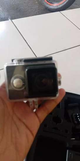 Yicam action camera