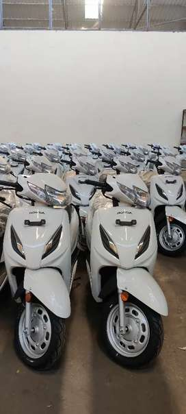 New Honda Activa low down payment 12000 special offer
