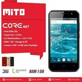 Promo murah hp android mito 1gb