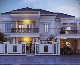 Rumah mewah 2 lantai di dekat RS UAD maguwo
