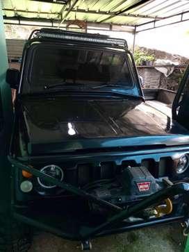 Suzuki Katana GX 96 offroad