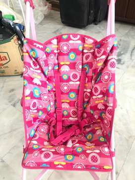 Kids chicco car and stroller package