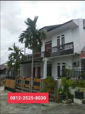 Rumah murah luas mewah dalam perumahan pekanbaru