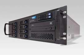 Zeon E5 -2609V2  processor Server  32 gb ram 2 tb hardisk RS 42000