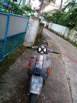 Lml vespa for sale in good condition .