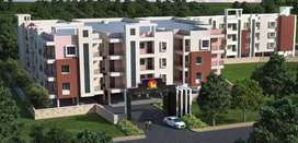 Ready to move 3BHK flats available at Patia